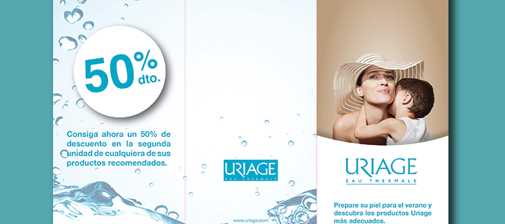 Tríptico Uriage
